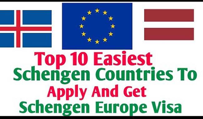 فيزا اسهل 10 دول اوروبية من دول شنغن تحصل على تأشيرة شنغن بسهولة