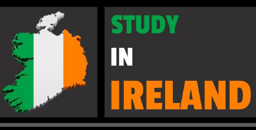 الدراسة و العمل في أيرلندا