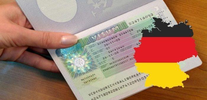 فيزا الزواج من امرأة المانية لغرض الهجرة الى المانيا الزواج الابيض في المانيا